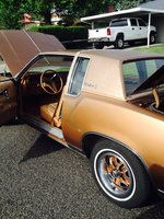 Picture of 1980 Oldsmobile Cutlass, interior, exterior