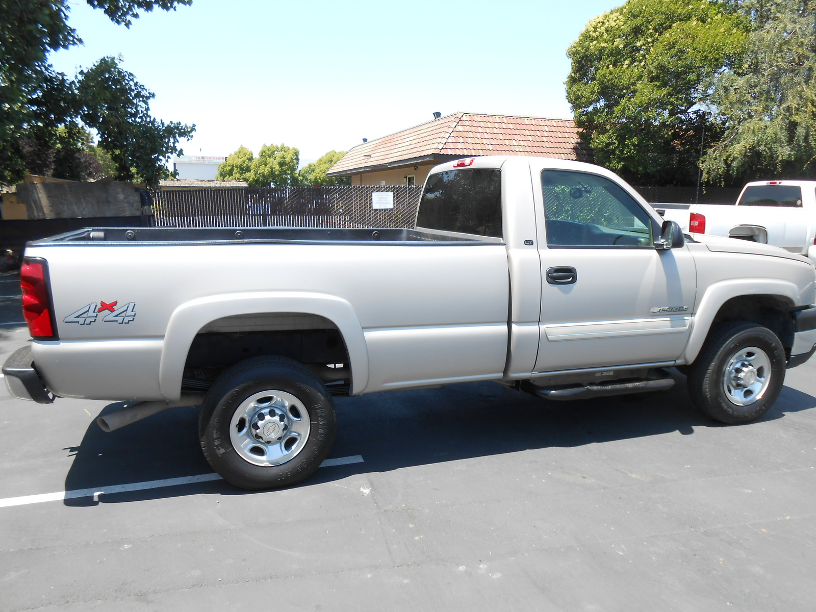 picture of 2006 chevrolet silverado 2500hd lt1 2dr regular cab 4wd lb. Cars Review. Best American Auto & Cars Review