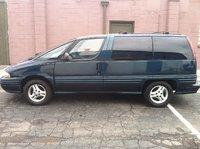 Picture of 1996 Pontiac Trans Sport 3 Dr SE Passenger Van, exterior