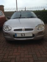 1999 MG F Picture Gallery