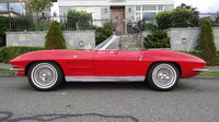 Picture of 1963 Chevrolet Corvette Convertible Roadster, exterior