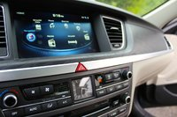 Nav screen of the 2015 Hyundai Genesis, interior, gallery_worthy