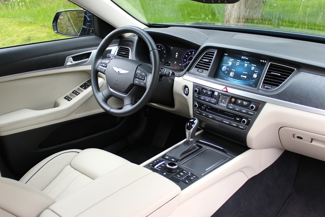 Superb Cabin Of The 2015 Hyundai Genesis, Interior, Gallery_worthy Pictures