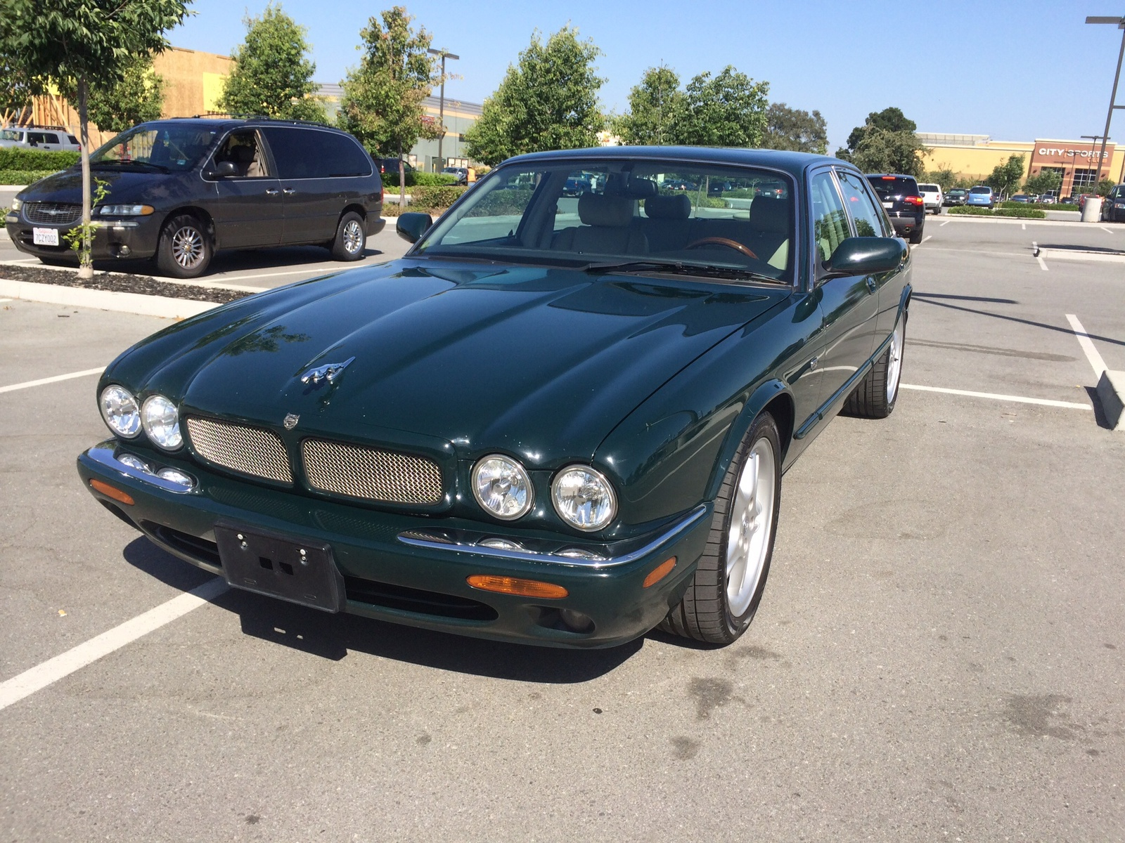 1999 jaguar xjr overview cargurus. Black Bedroom Furniture Sets. Home Design Ideas