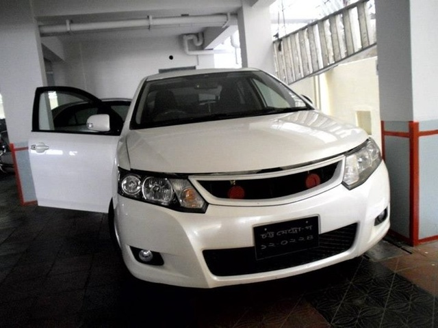 Picture of 2008 Toyota Allion