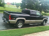 Picture of 2005 Chevrolet Silverado 1500HD LT Crew Cab SB 4WD, exterior, gallery_worthy