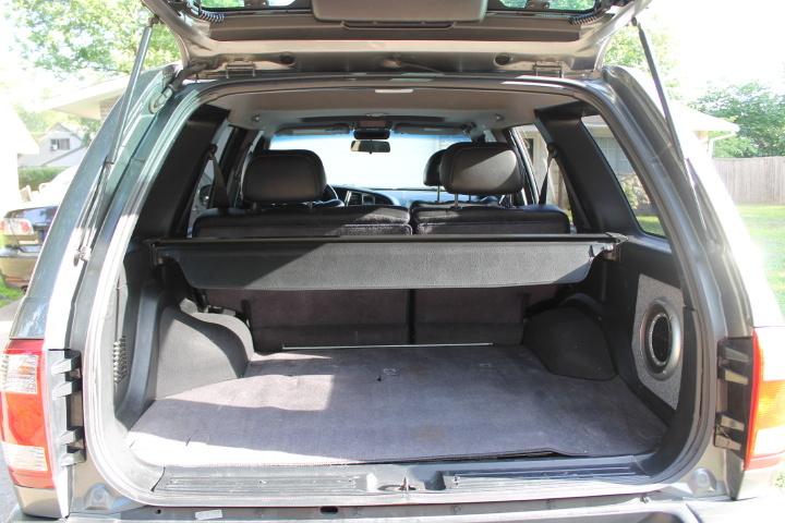 2004 Nissan Pathfinder Interior Pictures Cargurus