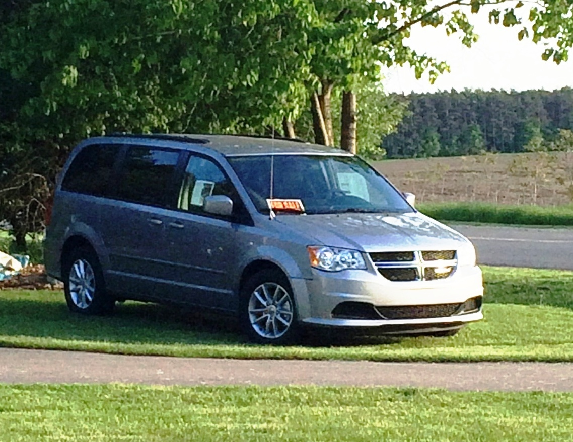 Picture of 2014 Dodge Grand Caravan SXT
