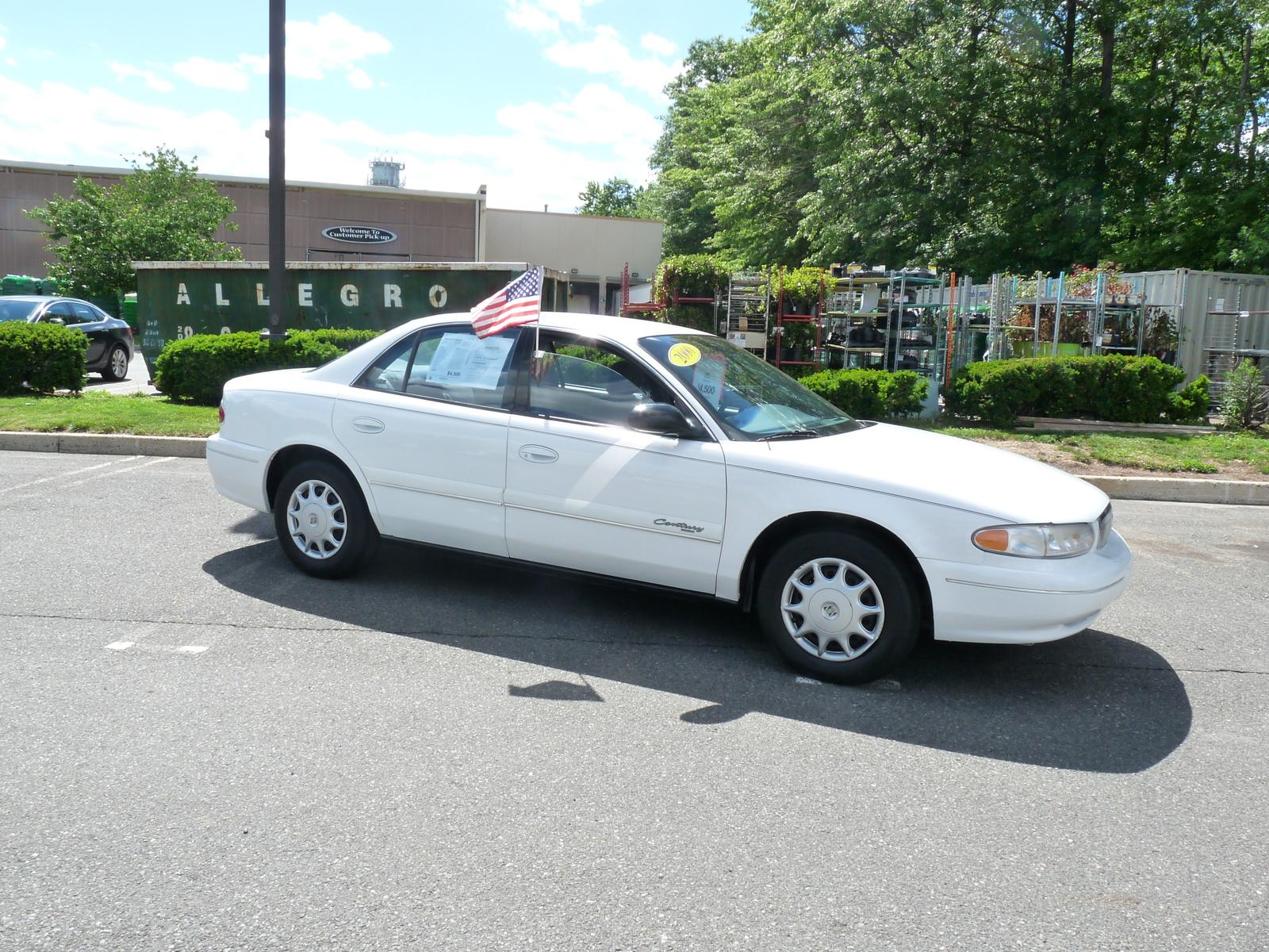 2000 Buick Century Custom picture