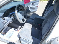 2000 Buick Century Custom picture, interior
