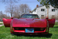 Picture of 1981 Chevrolet Corvette Coupe, exterior, gallery_worthy