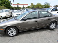 Picture of 2001 Saturn S-Series 4 Dr SL Sedan, exterior, gallery_worthy