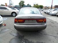 Picture of 2001 Saturn S-Series 4 Dr SL Sedan, exterior, gallery_worthy