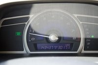 Picture of 2006 Honda Civic EX, interior