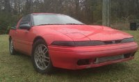 1990 Plymouth Laser RS Turbo FWD, photo found online from past owner of vehicle, exterior, gallery_worthy