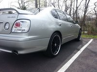 Picture of 2002 Lexus GS 430 Base, exterior