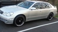 2002 Lexus GS 430 Base picture, exterior