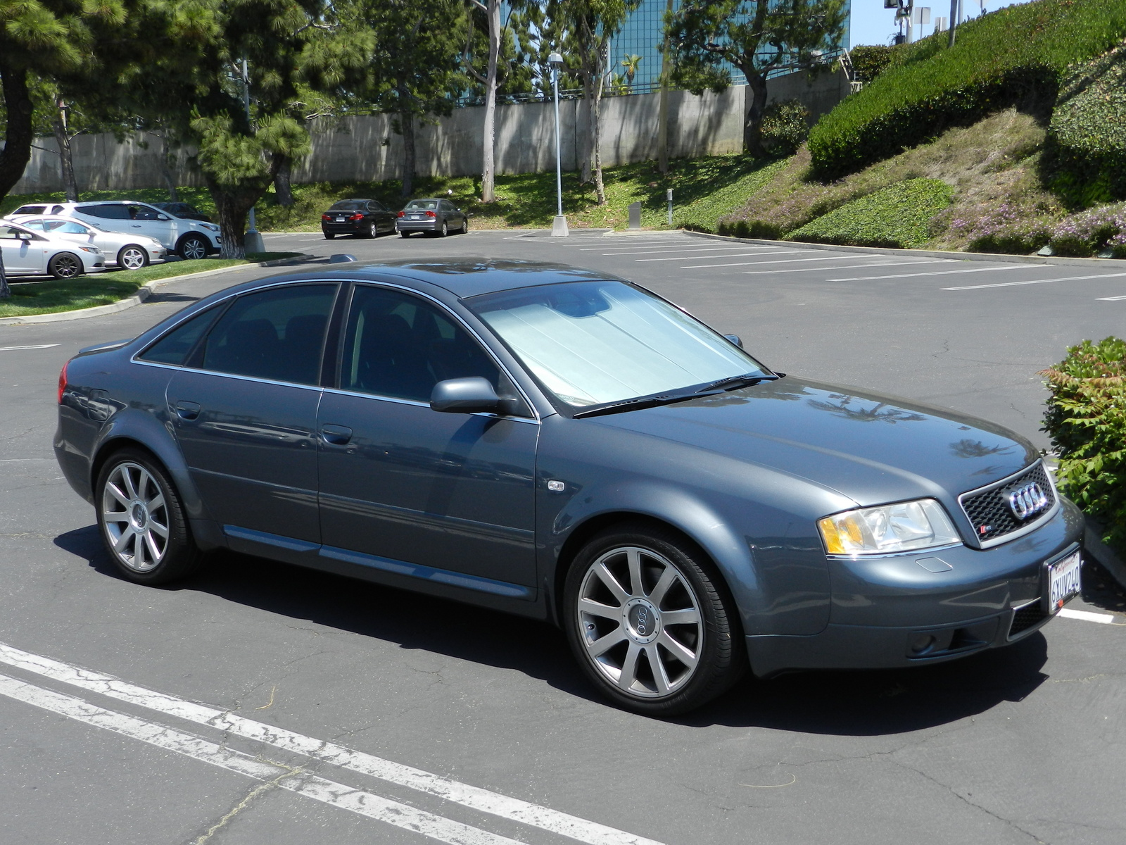 Audi A Pic on Audi A6 C5 All Road
