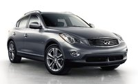 2015 INFINITI QX50 Picture Gallery
