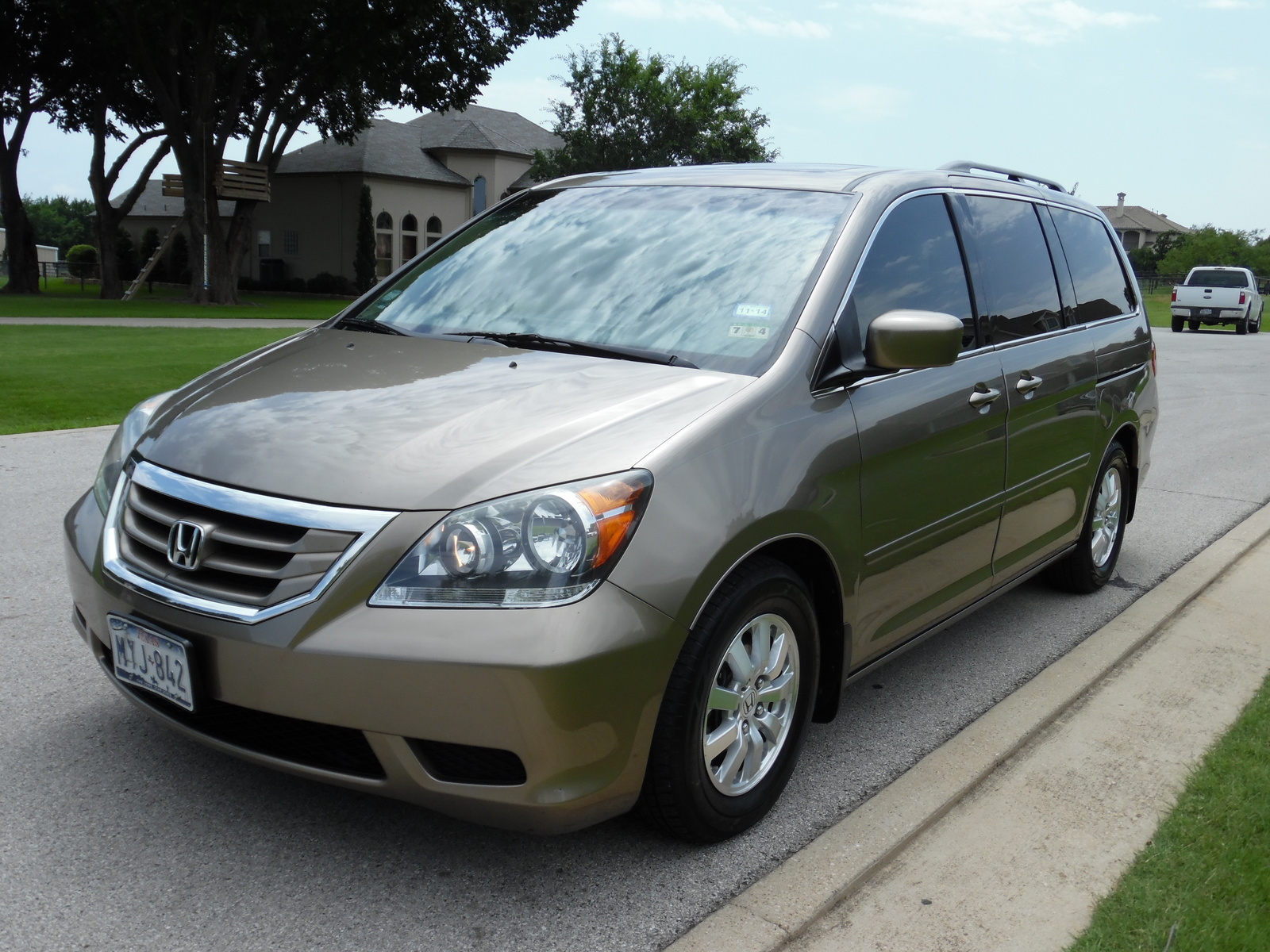 picture of 2008 honda odyssey ex l exterior. Black Bedroom Furniture Sets. Home Design Ideas
