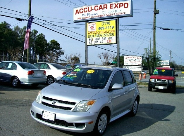 Picture of 2006 Scion xA
