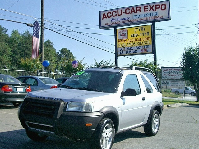 Picture of 2003 Land Rover Freelander