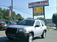 Picture of 2003 Land Rover Freelander, exterior
