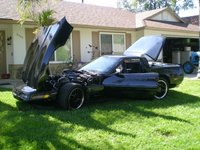 Picture of 1996 Chevrolet Corvette Coupe, exterior, interior, engine