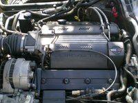 Picture of 1996 Chevrolet Corvette Coupe, engine, gallery_worthy