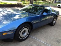 Picture of 1985 Chevrolet Corvette Coupe, exterior