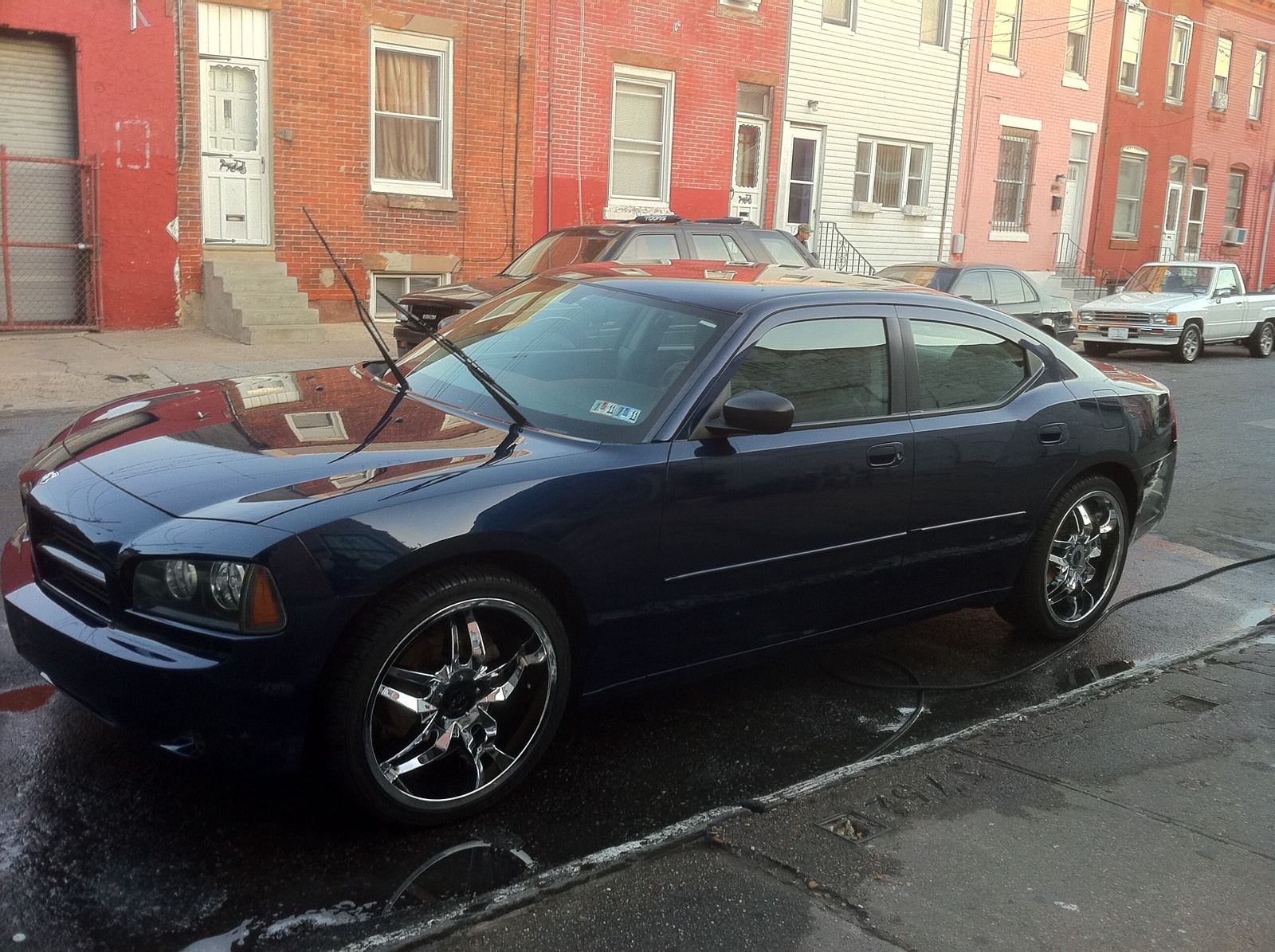 2006 dodge charger 2.7