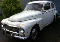 1959 Volvo PV544 Overview
