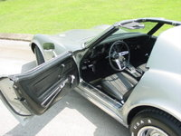 Picture of 1970 Chevrolet Corvette Coupe, interior, gallery_worthy