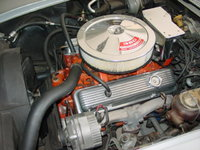 Picture of 1970 Chevrolet Corvette Coupe, engine