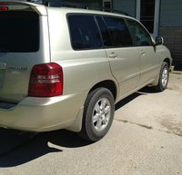 2001 Toyota Highlander Picture Gallery