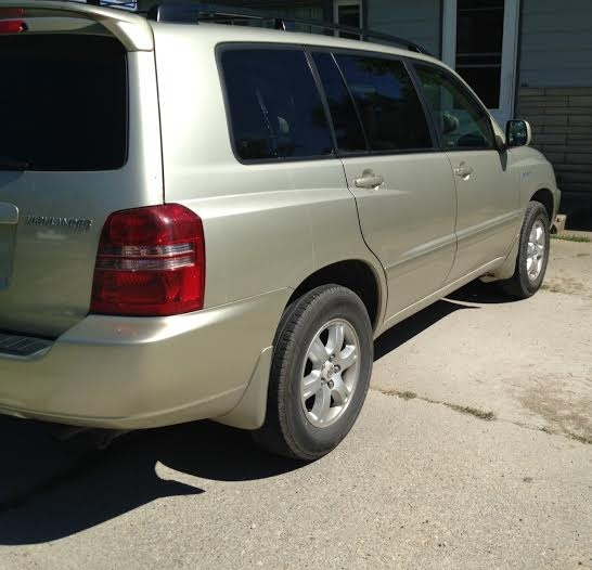 Picture of 2001 Toyota Highlander Base V6 AWD