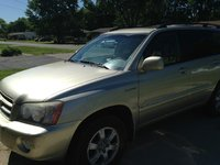 Picture of 2001 Toyota Highlander Base V6 AWD, exterior