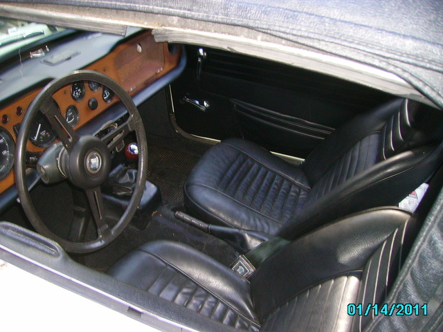 1969 Triumph Tr6 Pictures Cargurus