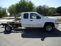 Picture of 2008 Chevrolet Silverado 2500HD Work Truck Extended Cab RWD, exterior, gallery_worthy