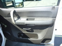 Picture of 2008 Chevrolet Silverado 2500HD Work Truck Extended Cab RWD, interior, gallery_worthy