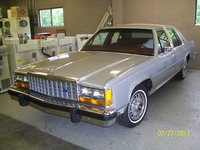 Picture of 1986 Ford LTD Crown Victoria, exterior