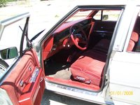 Picture of 1986 Ford LTD Crown Victoria, interior