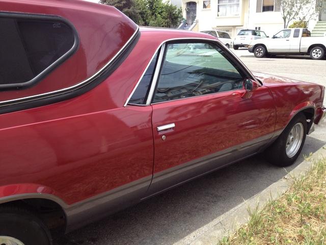 Picture of 1979 Chevrolet El Camino, exterior, gallery_worthy