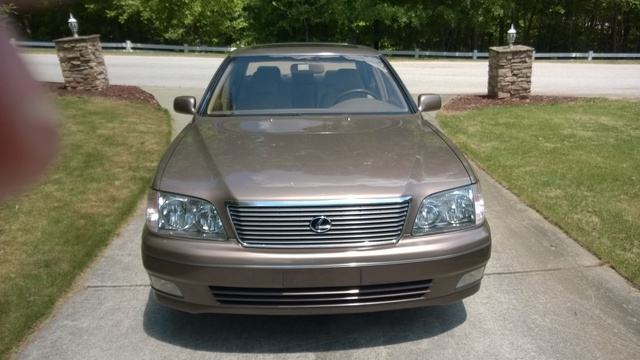 Picture of 1998 Lexus LS 400 RWD