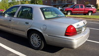 Picture of 2009 Mercury Grand Marquis LS, exterior
