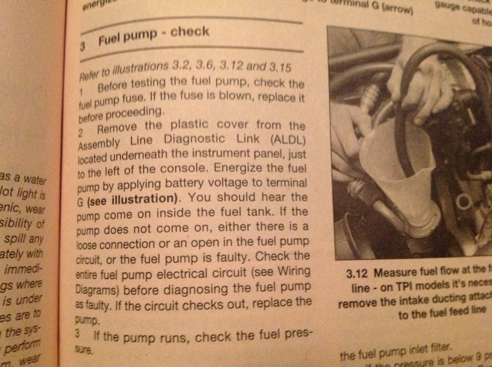 Chevrolet Camaro Questions 1988 Irocz28 Not Getting Fuel Iroc Fuse Box Diagram 4 People Found This Helpful