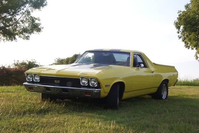 Picture of 1968 Chevrolet El Camino