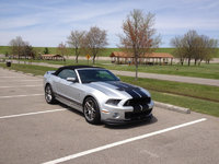 Picture of 2014 Ford Shelby GT500 Convertible, exterior, gallery_worthy