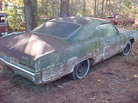 1966 Pontiac Catalina Picture Gallery