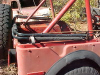 1975 Jeep CJ5 Picture Gallery